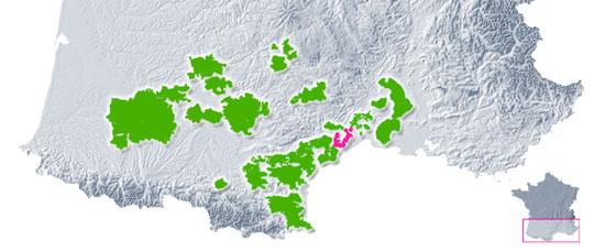 Vignoble des Grés de Montpellier