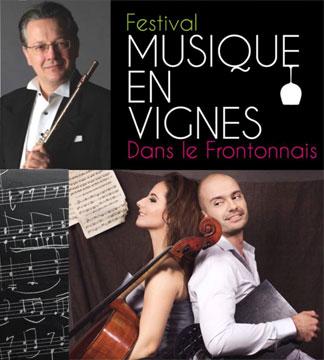 Musique en Vigne - Fronton