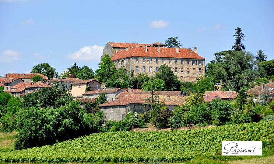 Plaimont - Monastère et vignoble de Saint Mont