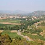 Saint Chinian vineyard