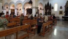 Misas en La Fuente de San Esteban _detail