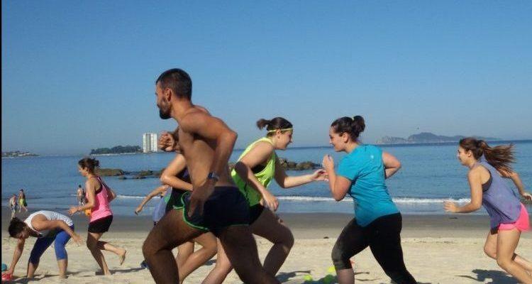 fit21 entrenamiento outdoor