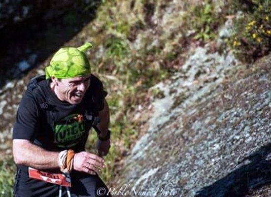 Trail running vigo