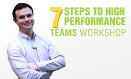 7 Steps to High Performance Teams Workshop
