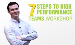 7 Steps to High Performance Teams Workshop