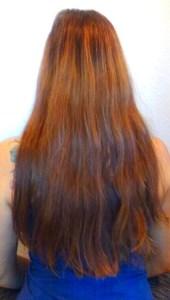 hair lightening rinse