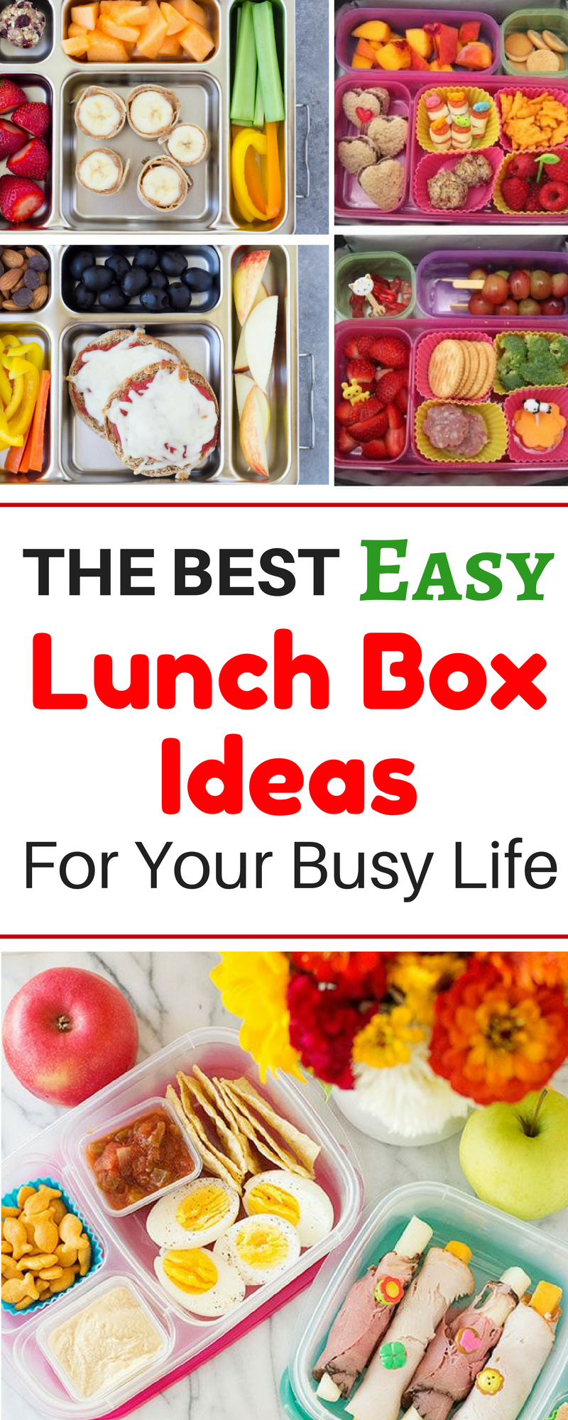 If your child is a picky eater, we have you covered! Here are 5 Back to School Lunch Ideas for Picky Eaters! Your kiddos will love these lunch ideas. If your child is a picky eater, we have you covered! A weekly meal plan for one week's worth of kids school lunch ideas. Easy to pack cold lunches for kids. This menu has been mom and KID.