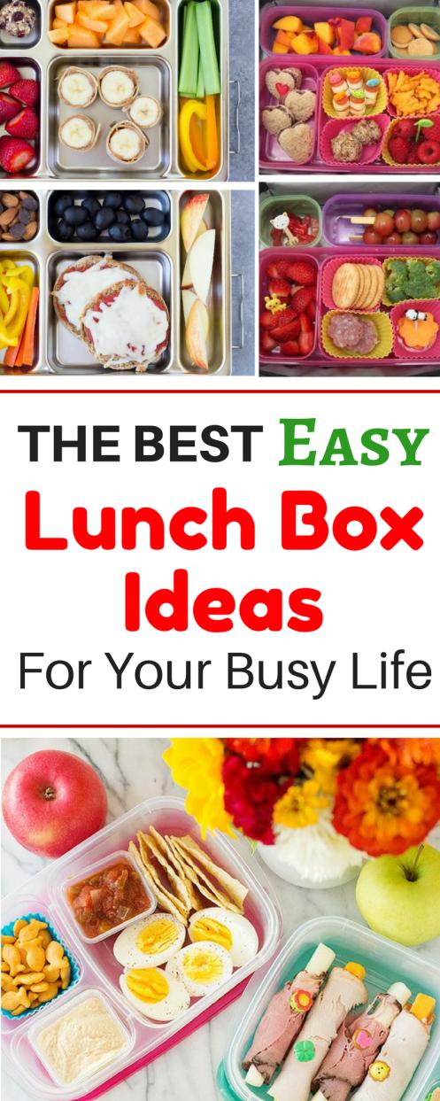 healthy creative school lunch ideas for your bento box