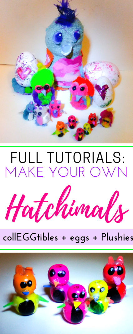 Make Your Own Hatchimals Colleggtibles Penguala And