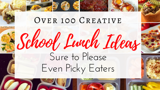 Creative cold school lunch box ideas for picky eaters cold school lunch ideas for picky eaters forumfinder Gallery