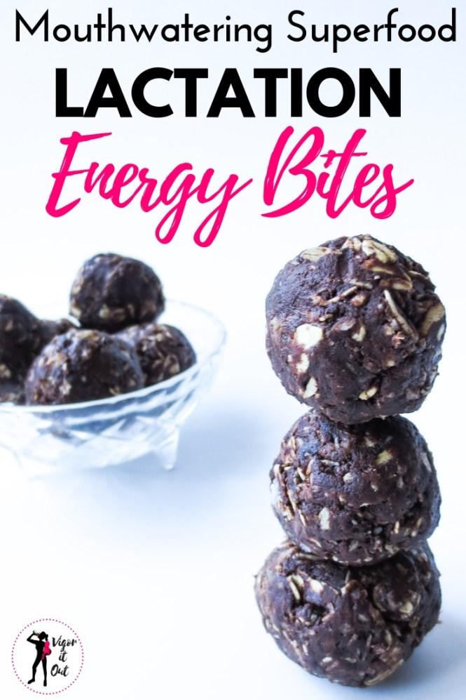 lactation energy bites