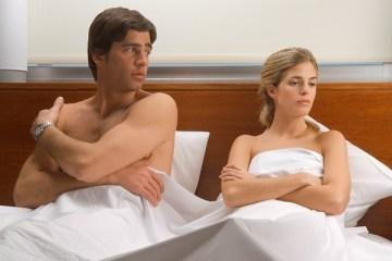 Problémy s ejakulací