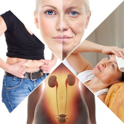 Menopauza příznaky