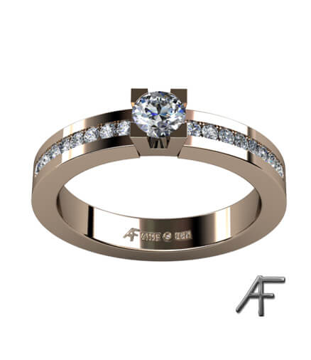 amor 0.23 ct diamant