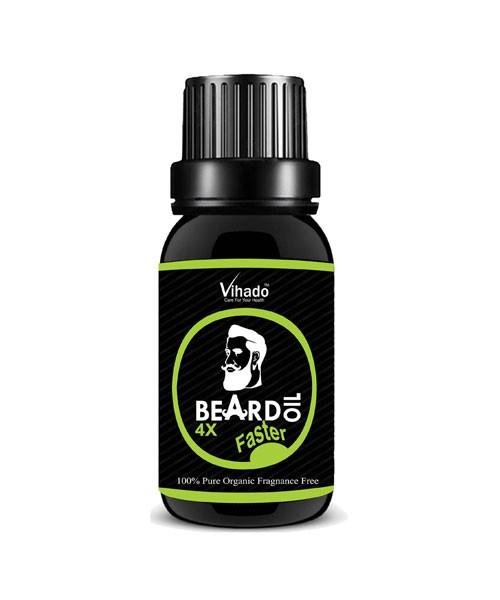 Vihado Mooch & Beard oil for man