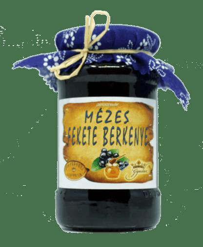 Fekete berkenye - mézes