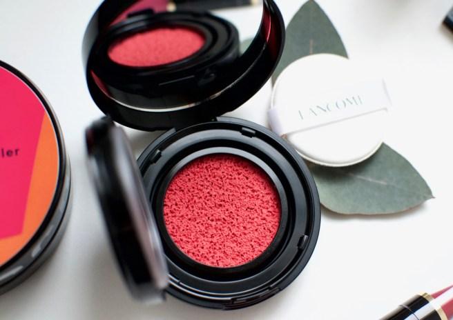 Lancôme Cushion Subtil Blush Sparkling Framboise -poskipuna