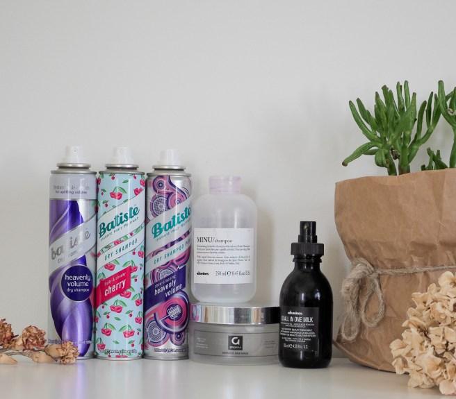 loppuneet kosmetiikkatuotteet hiusten hoito