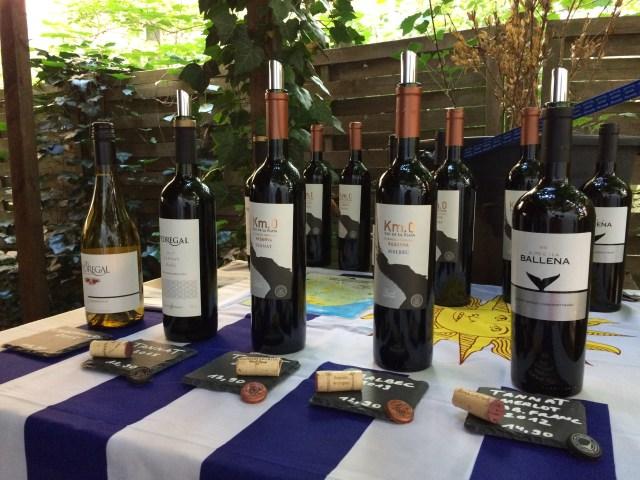 Wines from Uruguay