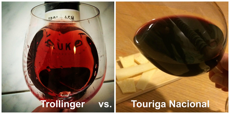 Pilaantunut Viini