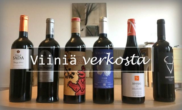 viiniä netistä