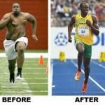 corrida e obesidade
