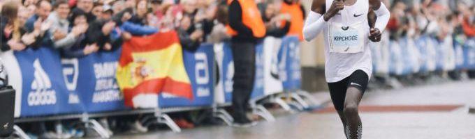 Maratona de Berlim: atletas amadores vs Quenianos?