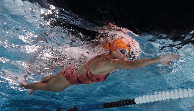 dicas para nadar mais rápido