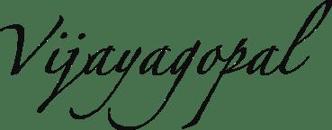 Welcome [vijayagopal.com]