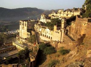 Taragarh fort in Bundi is a glorious portrayal of Rajasthani architecture#Vijayrampatrika.Com