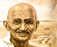 Mahatma Gandhi - 100 important events