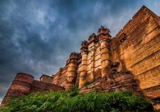 500 साल पुराना है यह किला