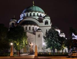 Cathedral of Saint Sava, Belgrade, Serbia
