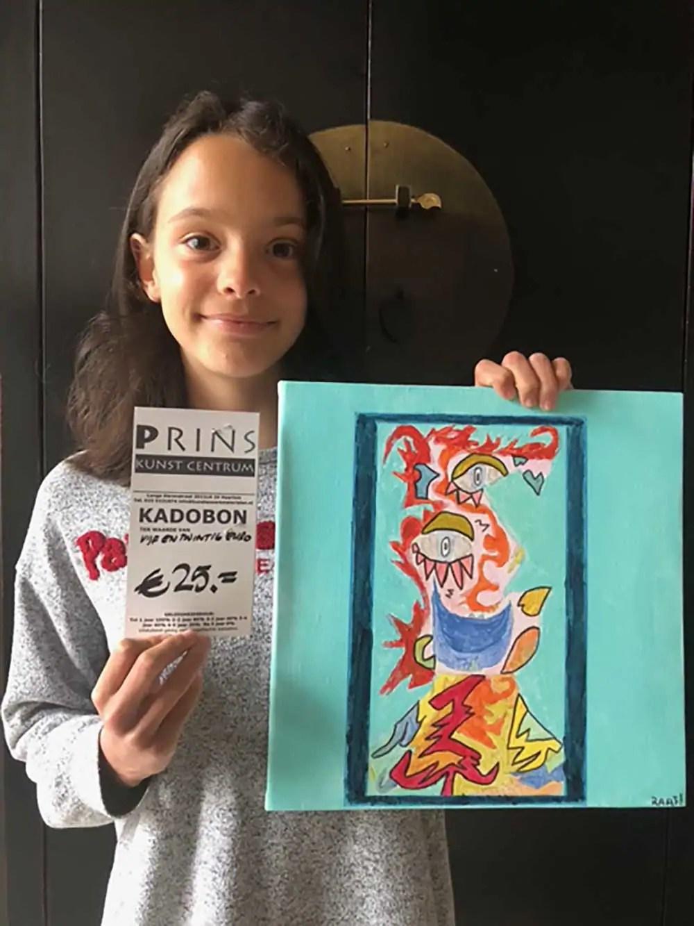 Raphaela-met-prijs