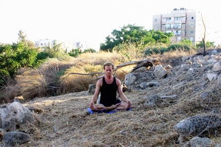 יוגה בתל אביב וערים אחרות