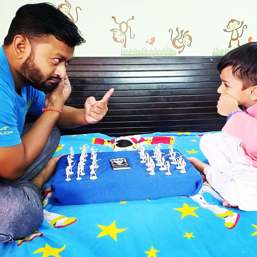yudh bhoomi game of