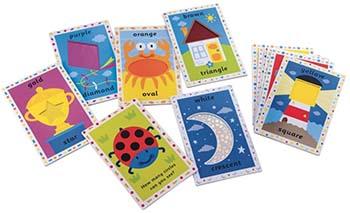 Карточки в обучении и играх с детьми.