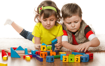 Поговорим о раннем развитии