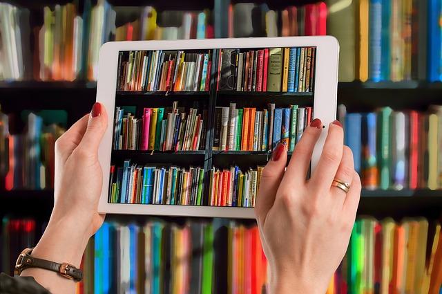 vika raskina - library