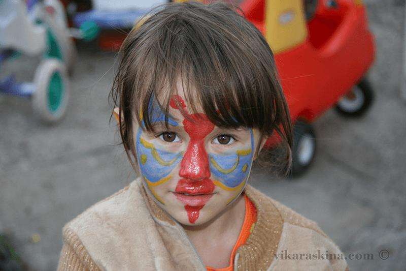 tusya thetrical - vika raskina