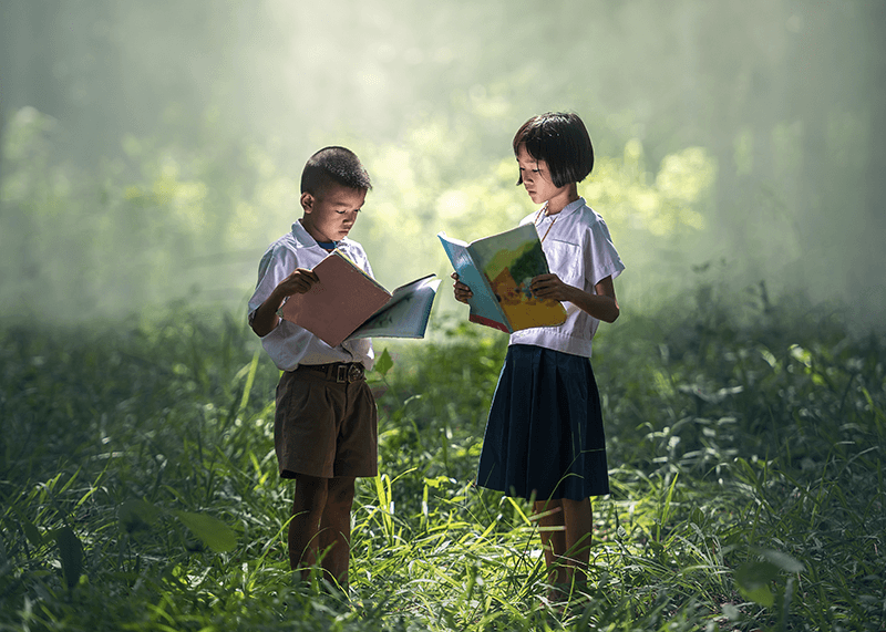 5 главных вопросов о чтении детей-билингвов