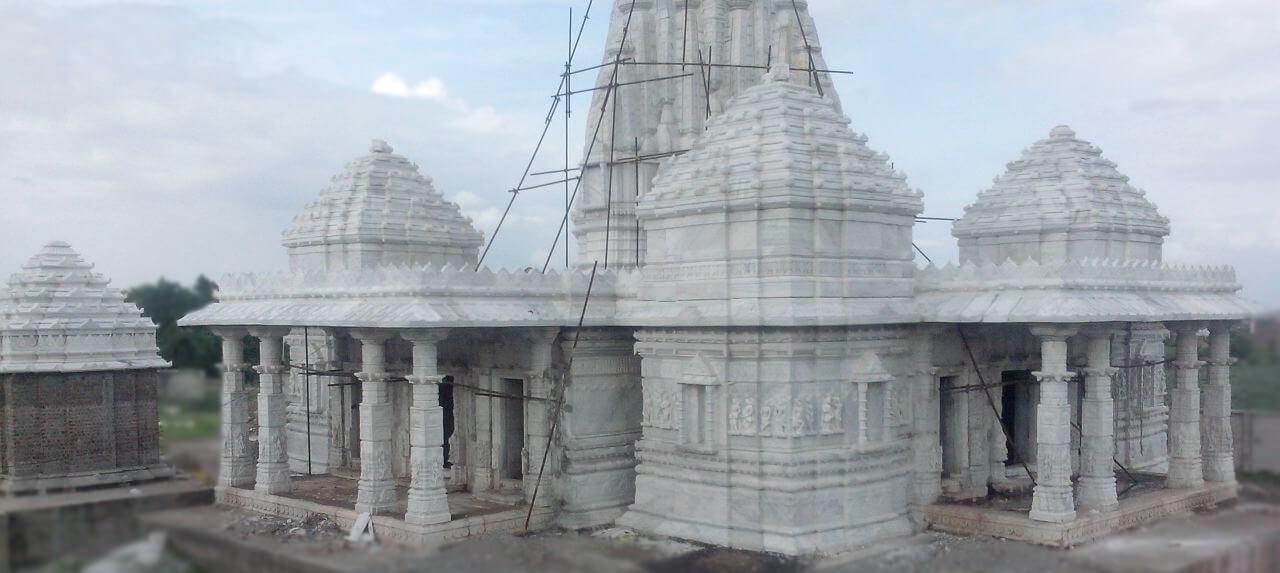 vikas handicraft work in rajasthan for temple