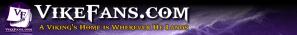 The Best Vikings Fan Site on the Net