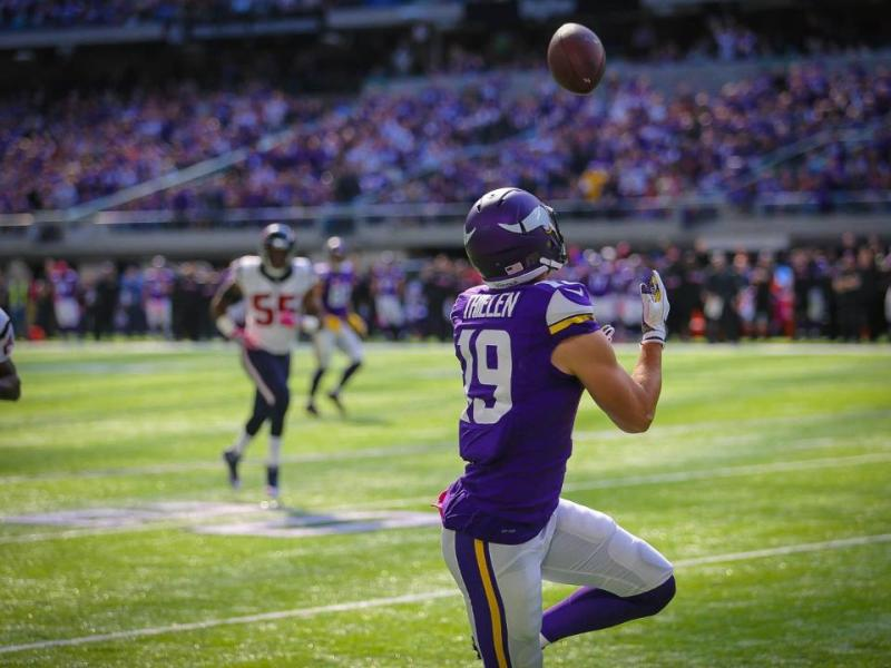 Photo Courtesy Vikings.com