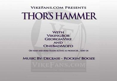 Thor's Hammer S2 E14 2016 After spaying the Jaguars we look forward to breaking the Colts