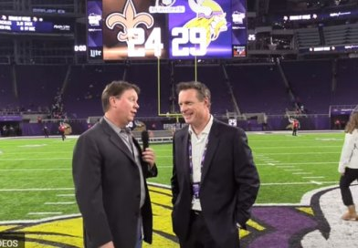 Tom Moore and Pete Bercich Postgame After Win Against New Orleans