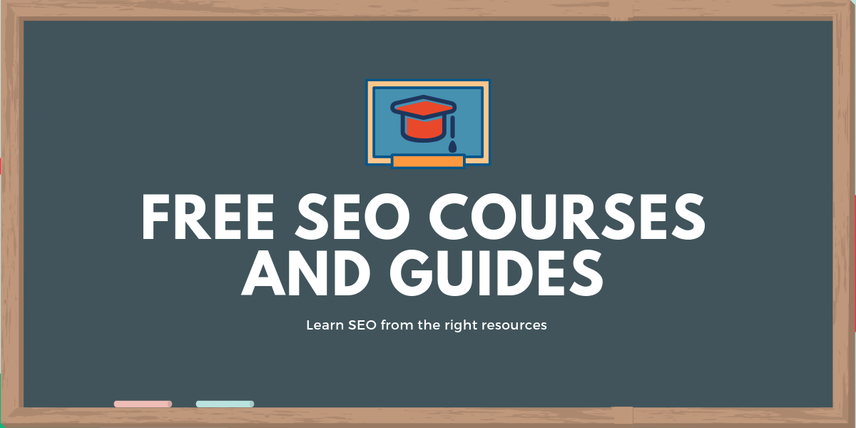 Free SEO Courses and Guides