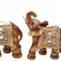 MOĆNI SLONOVI DONOSE SREĆU: Imate li i jednu figuricu slona u kuci ? Ako ne, odmah kupite jednu !