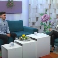 "ISTAKNUTI KARATISTA KEMAL HAVIĆ GOST U EMISIJI RTV USK ""DNEVNA DOZA ZABAVE"" (VIDEO)"