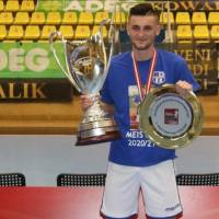 Amir Sušić ponovo zablistao - po drugi put prvak Austrije u futsalu...